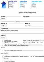 Patient Health Questionnaire